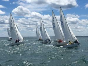 J22 Fleet Racing