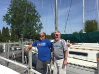 Jon Banner and Mark Olgaard